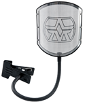 Aston Microphones Shield Filtro Antipop con Collo D'oca