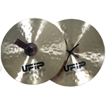 "UFIP MARCHING CAST HEAVY BAND SERIE 16"" Piatti"