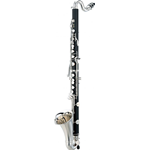 Yamaha YCL221IIS Clarinetto Basso in ABS discendente al Mib Chiavi Argentate