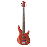 YAMAHA TRBX204 BRM ELECTRIC BASS BRIGHT RED METALLIC