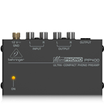 Behringer PP400 Preamplificatore RCA Phono Line