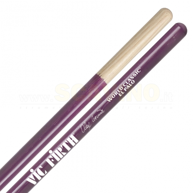Vic Firth SAA2 Bacchette Timbales Alex Acuna EL PALO