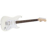 Squier Bullet Stratocaster® HSS HT Arctic White