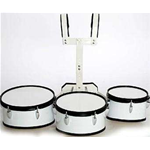 Oyster Set di 3 Tom da Parata con Supporto