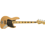 Fender Squier Vintage Modified Jazz Bass® '70s, Maple Fingerboard, Natural