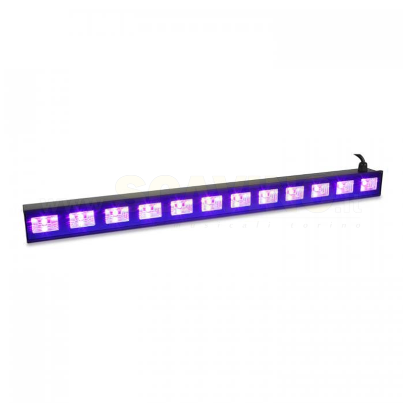 Beamz BUV123 Barra per Effetti Luminosi Led