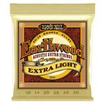 Ernie Ball 2006 Earthwood Extra Light Muta per Chitarra Acustica