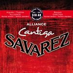 SAVAREZ 510AR  SET CANTIGA ALLIANCE normal tension