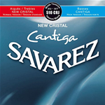 SAVAREZ 510CRJ SET CANTIGA NEW CRISTAL
