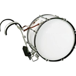 OYSTER JBMBZ2614 MARCHING BASS DRUM PROF