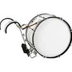 OYSTER JBMB2412 MARCHING BASS DRUM