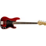 Fender Squier Vintage Modified Precision Bass® PJ, Laurel Fingerboard, Candy Apple Red