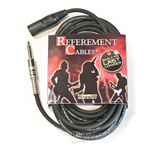REFERENCE cavo MCR5-BK-MJs  XLR M/Jack Stereo  mt.5