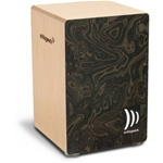 Schlagwerk CP 4006 - Cajon la Perù Night Burl - Medium
