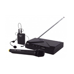 Proel WM101 Kit Microfono wireless archetto e mano