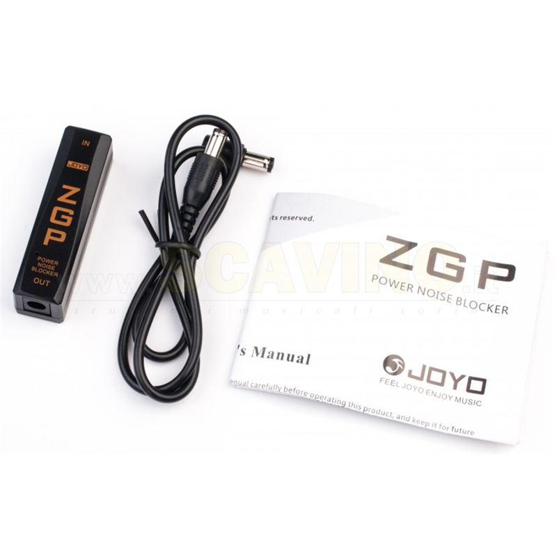 Joyo JP06 ZGP Filter Power Converter 800