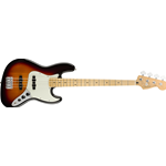 Fender Player Jazz Bass®, Maple Fingerboard, 3-Color Sunburst