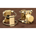 Zac Ligature ZL1104 Brass Metal Legatura per Clarinetto in Sib