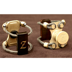 Zac Ligature ZL1204 Brass Wood Legatura per Clarinetto in Sib