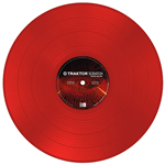 Native Instruments Vinyl Red Scratch