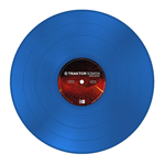 Native Instruments Vinyl Blue Scratch
