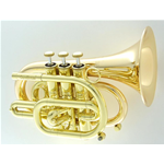 Carol Brass CPT3000 YSL Tromba Pocket in Sib