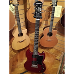 usato Epiphone SG Special cherry