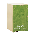 Katho KT37VE Cajon Wood Green
