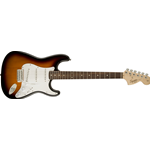 Fender Squier Affinity Stratocaster®, Laurel Fingerboard,Brown Sunburst
