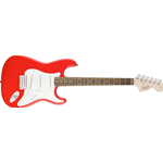 Fender Squier Affinity Stratocaster®, Laurel Fingerboard, Race Red