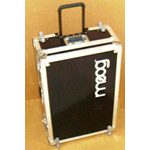 MOOG MUSIC Molded ATA Road Case per Voyager