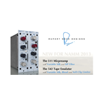 RUPERT NEVE DESIGNS 542 Tape Emulator con Variable Silk e Soft Clip Limiter
