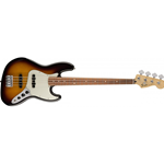 Fender Standard Jazz Bass®, Pau Ferro Fingerboard, Brown Sunburst