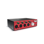 Focusrite Clarett 4 Pre USB interfaccia audio 18 ingressi e 8 uscite