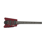 "Steinberger Spirit GT-Pro ""Quilt Top"" Deluxe Wine Red"