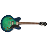 Epiphone Dot Deluxe Aquamarine Limited Edition