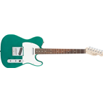 Fender Squier Affinity Telecaster, Laurel Fingerboard,Race Green