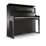 Roland LX708 CH Pianoforte Digitale Charcoal Black + Stand KSC82CH