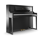 Roland LX706 PE Polished Ebony Pianoforte digitale Nero Lucido
