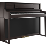 Roland LX705 DR Dark Rosewood Pianoforte digitale palissandro