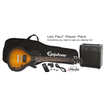 Epiphone Les Paul® Player Pack Vintage Sunburst (Vs) PPEG-EGL1VSCH1-EU