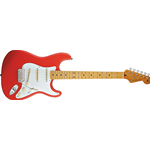 Fender Classic Series '50s Stratocaster®, Maple Fingerboard, Fiesta Red