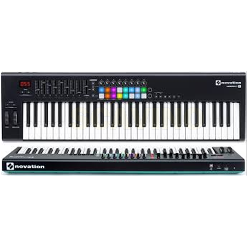 Novation Launchkey 61 MK2 controller midi 61 tasti