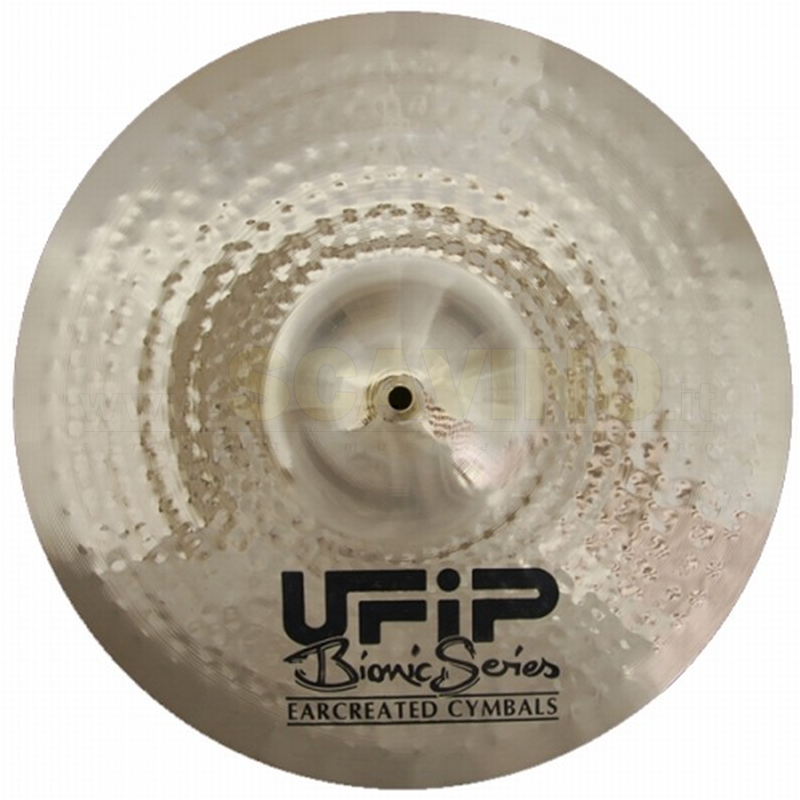 Ufip Bionic 16'' Crash -  Piatto