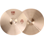 PAISTE 2002 HiHat 14 set top + bottom