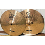 PAISTE ALPHA B MEDIUM HATS 14'PIATTO top + bottom