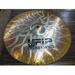 "Usato UFIP TIGER SERIES 18"" CRASH piatto"