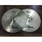 "Usato Zildjian A 12"" Special Recording HiHat set top + bottom"