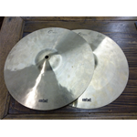 "DREAM CONTACT SERIES HI HAT - 14"" coppia piatti set top + bottom"