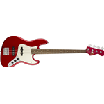 Fender Squier Contemporary Jazz Bass®, Laurel Fingerboard, Dark Metallic Red